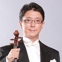小峰航一(ヴィオラ)Koichi Komine,Viola