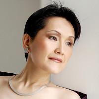 藤村実穂子(メゾ・ソプラノ) Mihoko Fujimura, mezzo soprano