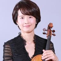 安藤裕子(ヴィオラ)Yuko Ando,Viola
