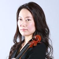 今井睦子(ヴァイオリン)Mutsuko Imai,Violin