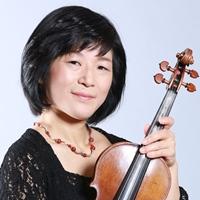 山﨑貴子(ヴァイオリン)Takako Yamasaki,Violin