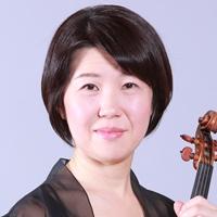 玉井菜採(ヴァイオリン)Natsumi Tamai, violin