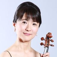 景山裕子(ヴァイオリン)Yuko Kageyama, Violin