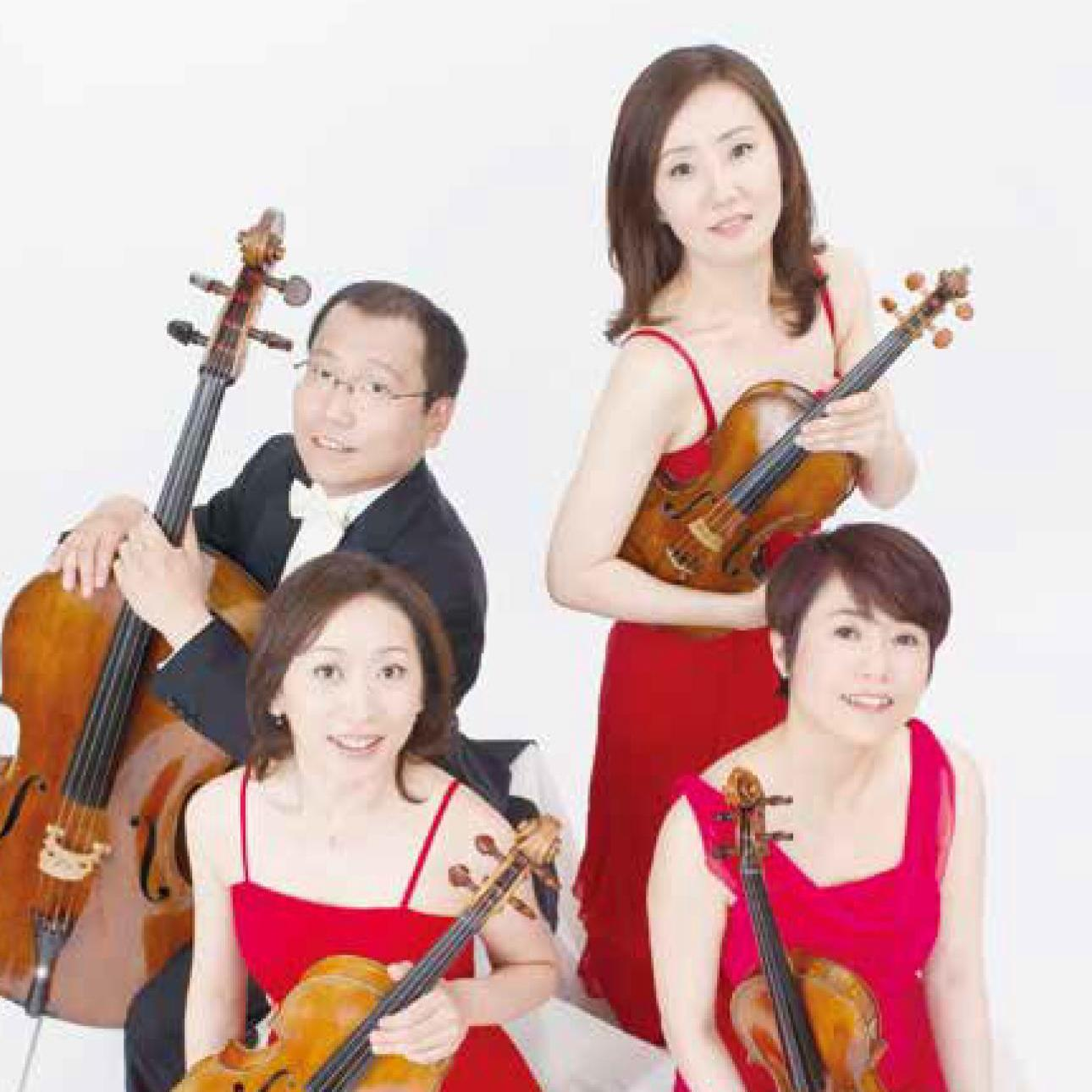 クァルテット・エクセルシオ(弦楽四重奏)Quartet Excelsior