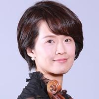 安藤裕子(ヴィオラ)Yuko Ando, viola