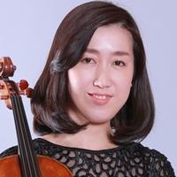 森口恭子(ヴィオラ)Kyoko Moriguchi, Viola