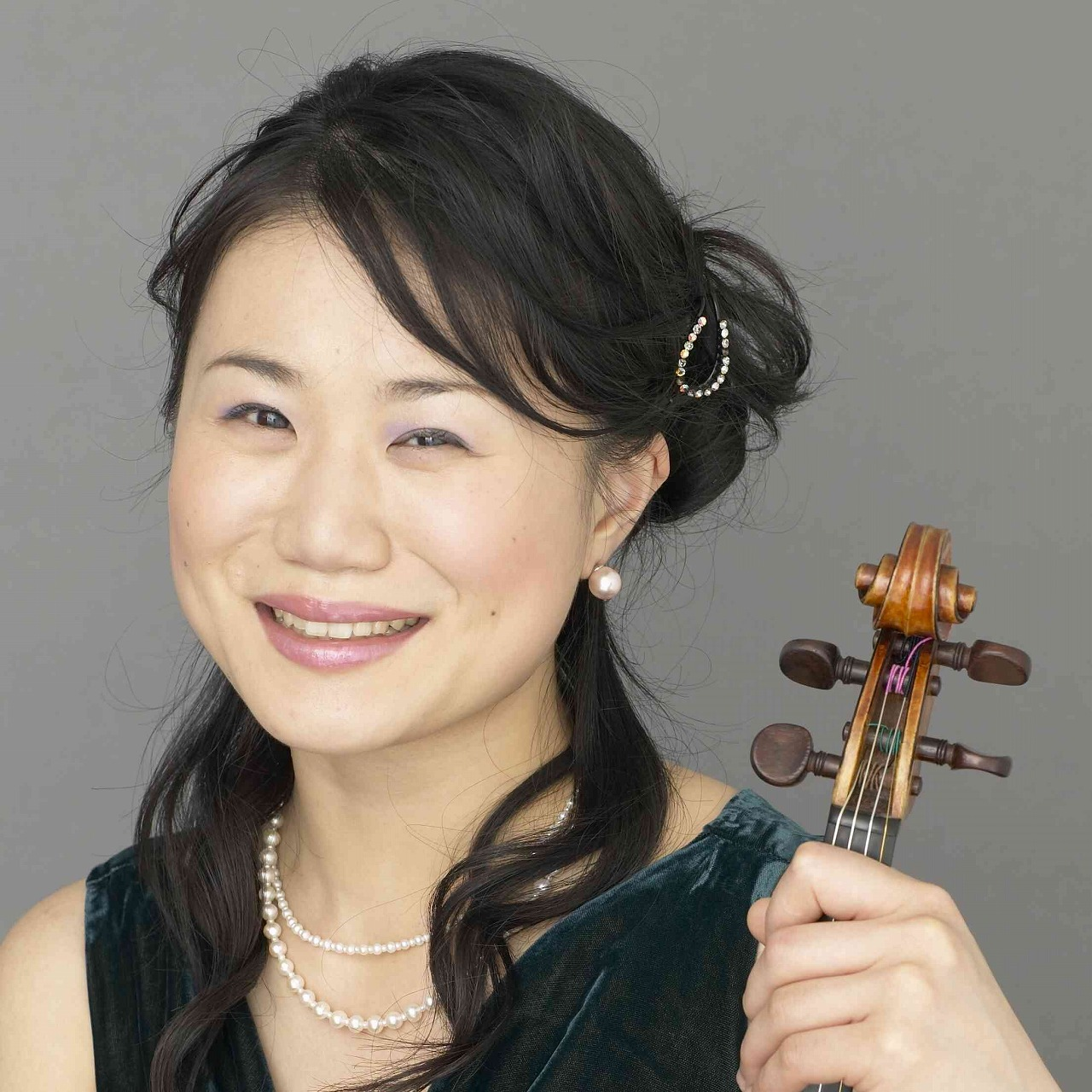 井上静香(ヴァイオリン)