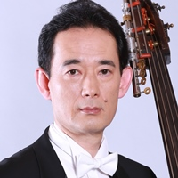 池松  宏(コントラバス)Hiroshi Ikematsu, Contrabass