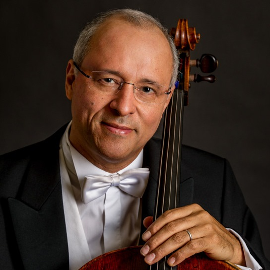 アントニオ・メネセス(チェロ) Antonio Meneses, cello