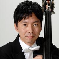 助川龍(コントラバス)Ryu Sukegawa, contrabass