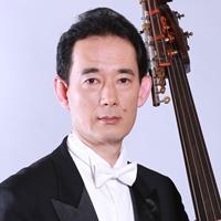 池松宏(コントラバス)Hiroshi Ikematsu , Contrabass