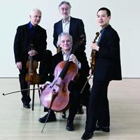 ジュリアード弦楽四重奏団  Juilliard String Quartet