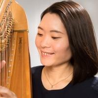 景山梨乃(ハープ)Rino Kageyama, Harp