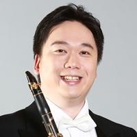 勝山大舗(クラリネット)Daisuke Katsuyama, clarinet