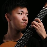 斎藤優貴(ギター)Yuki Saito, guitar