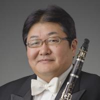山根孝司(クラリネット)Koji Yamane, clarinet