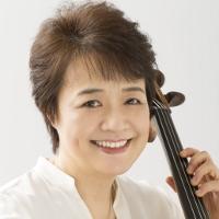 山崎伸子(チェロ)Nobuko Yamazaki, Cello