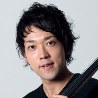 横坂源(チェロ)Gen Yokosaka , Cello