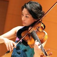 須田祥子(Va) Sachiko Suda