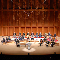和楽器オーケストラあいおい</BR>Japanese Traditional Music Orchestra AIOI