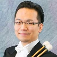 武藤厚志(ティンパニ・打楽器) Atsushi Muto, timpani & percussion