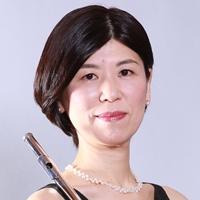 野口みお(フルート) Mio Noguchi, flute
