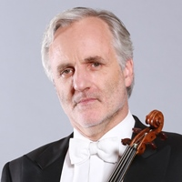 ライナー・ホーネック(指揮・ヴァイオリン) Rainer Honeck, Conductor&Violin