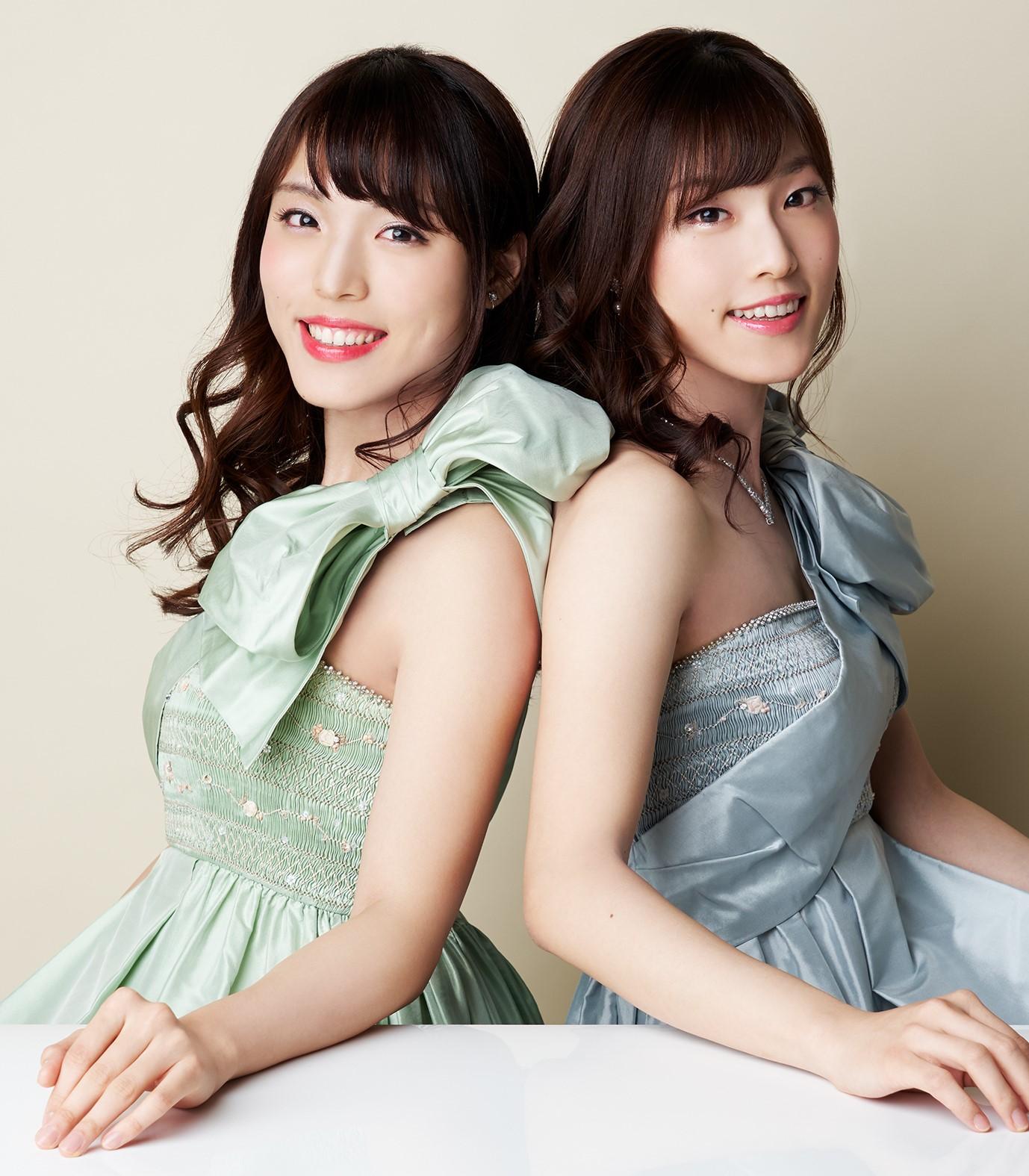 坂本姉妹(彩&リサ)(ピアノ・デュオ)Sakamoto Sisters, Piano Duo